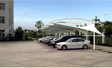 Metal Frame 2 Car Parking Canopy Tent