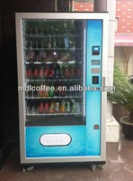 Snack and Cold Drink/Soda/Food Vending Machine with Elevator