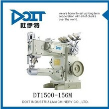 DT1500-156M/DD Cylinder bed interlock sewing machine For Kids Clothes pants making machine