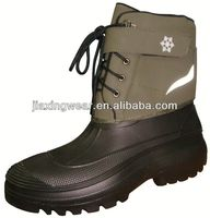 New Injection cowboy boots india for outdoor and promotion,light and comforatable