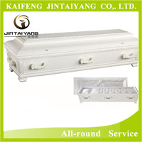 white wooden coffins, European white coffins, cheapest white and black coffins