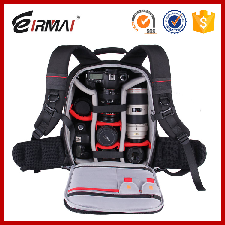 Fashionable professional camera bag for dslr