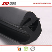 auto glass glazing seal, windshield rubber seal