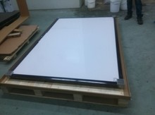 Electronic whiteboard substrate