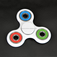 Top quality good price hand spinner fidget toy with ceramic hybrid 608 bearings