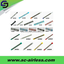 All kinds of airless paint spray gun filter