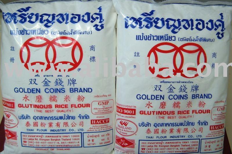 Как сделать рисовая мука
