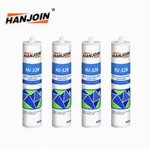 General Purpose Clear Silicone Sealant 280g Glazing Structural