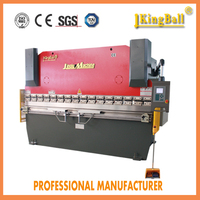 Export to Macedonia,China manufacture,CE certificate,WC67Y(K) CNC Hydraulic Plate Press Brake/Bending machine