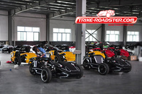 High Quality ZTR Trike Roadster 300cc Zongshen Engine TR2501 Made in China