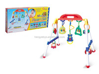 2015 Children Toys Music Gymnastics Tower Baby Play Gym With Light For Sale BT-006225