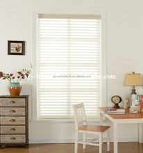 Elegant horizontal shangri-la roller blinds for home decor
