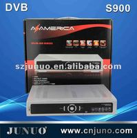 High Definition az america s900 digital satellite receiver for chile