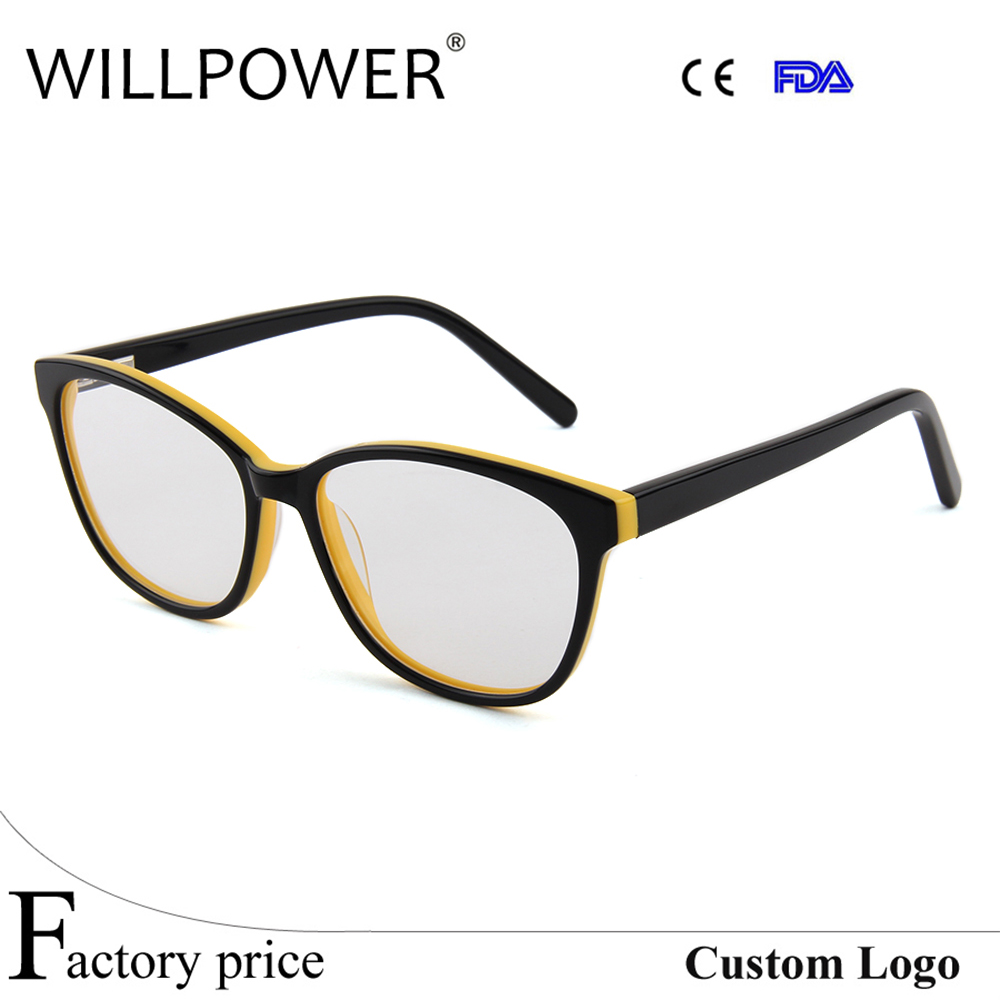 2017 Fashion Reading Eyeglasses Spectacle Optical Computer Eyewear glasses frames for men