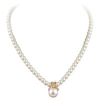 Korean Fashion Full Imitation Pearls Cute