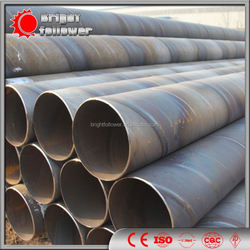 Welded Steel Pipe/SSAW Pipe/steel water well casing pipe