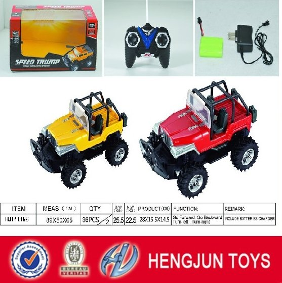 2015 new product 1: 24 4 Channel Remote Control Simulation Car toy