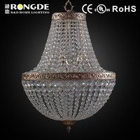Asia beautiful calssical crystal chandelier for weddings