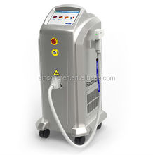 painless Safe And Fast Treatment Newest 808nm shr Diode Laser Hair Removal Machine For Tanned Skin beauty equipment manufacturer