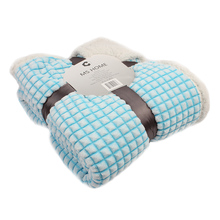 breathable flannel fleece blanket for baby