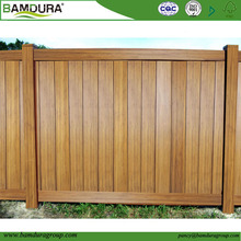 durable better than wood bamboo decorative garden fence