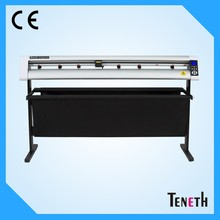 teneth cutter 1600mm t59l wireless connection self adhensive sticker advertising sign cutting plotter