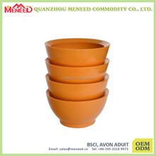 melamine salad bowl with stand made in vietnam products