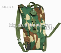 tactical water bag,military water backpack, outdoor hydration backpack