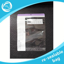 clear finger lift resealable bag sealing tape