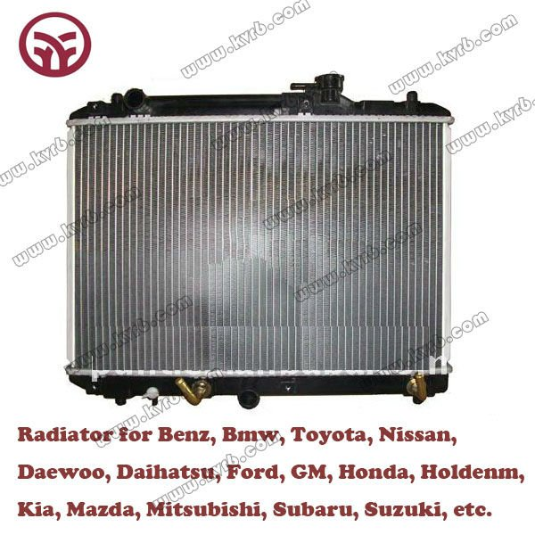 Auto radiator for Suzuki Swift/Cultus GA11 '95 AT car radiator for Swift GA11 Suzuki radiator