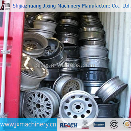 Reuse Car Aluminium wheel scrap 99.90%