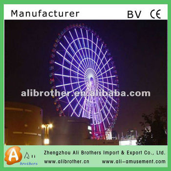hot sale !!!cheap!!!Attractive outdoor amusement ferris wheel rides for sale