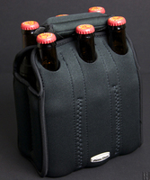 Neoprene Six Pack cooler bag