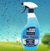 wholesale car cleaner super power car glass cleaner 600ml