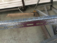 iron slotted angle