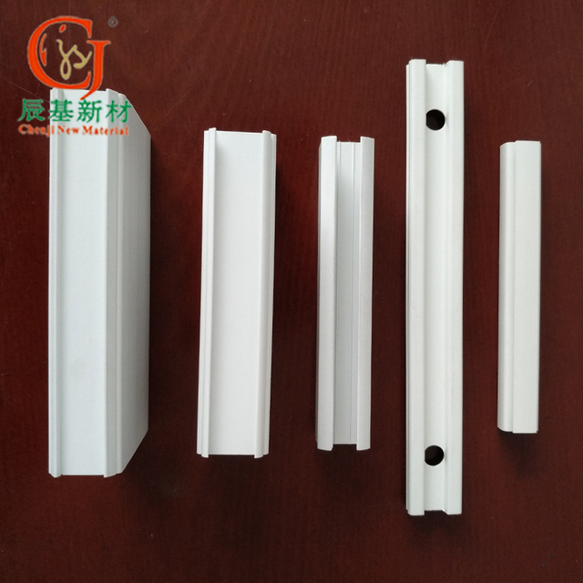 Professional standard custom pe plastic shapes extrusion profiles