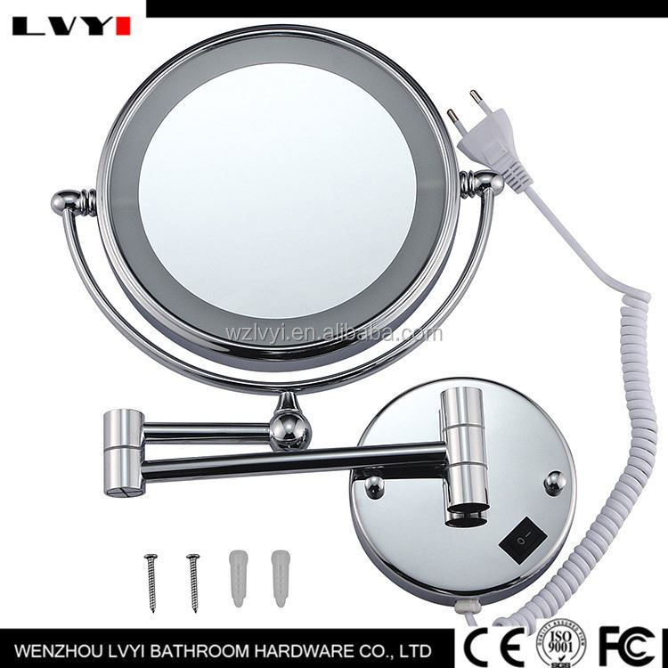 Factory supply different types frameless mirror mounting hardware directly sale