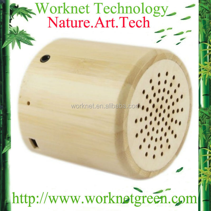 hot selling!!! <strong>100</strong>% handmade bamboo <strong>bluetooth</strong> speaker
