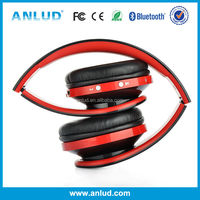 Unique Christmas Gift ALD06 Fashionable Over-ear foldable HIgh Stereo new product bluetooth headphone noise cancellation