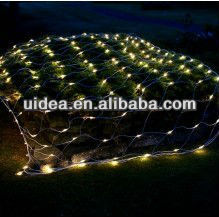 96 LED Net Warm White Lights with 8 Functions & Memory 1.5M X 1.5M