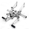 Motorcycle CNC Aluminum rear footrest assy for Honda CBR 250