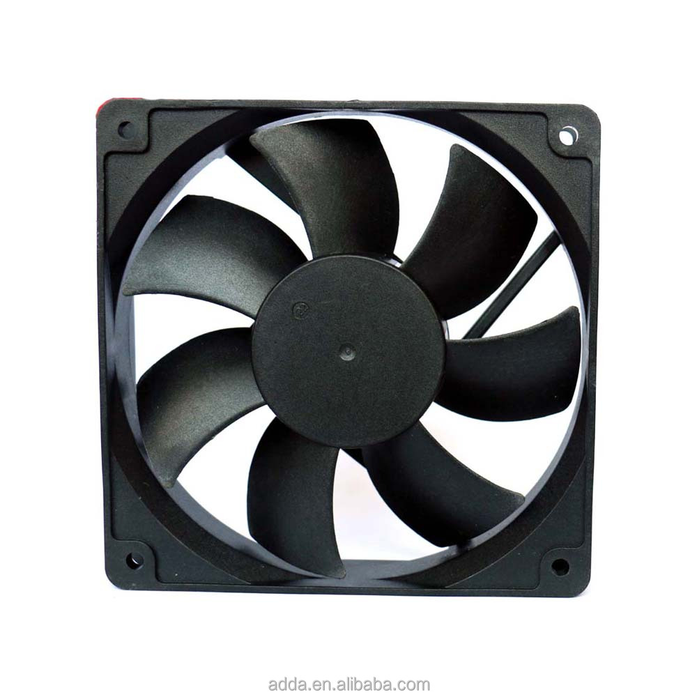 ADDA 120*120*25mm 12v 24v brushless dc fan