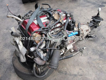 Nissan used car engine motor S13 S14 S15 Silvia 200sx SR20DET japanese engine exporters