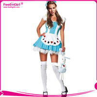 Wholesale Costume Model Female Chef Uniform Hot Sale