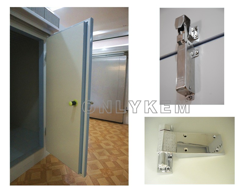 Air cooled cold storage room refrigerators for flowers