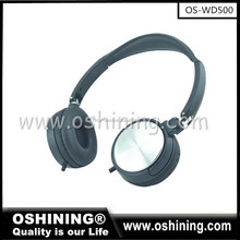 High Quality Wired MP3 Earphones Headphone Free Sample Free Custom Logo