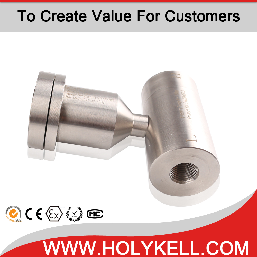Holykell HPT708 low cost hart protocol differential pressure transmitter for LNG tank measuring
