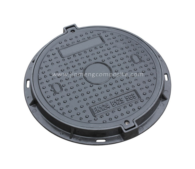 Plastic plastic inspection chamber composite plastic manhole covers made in China