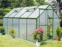 Aluminum Garden Greenhouse for sale