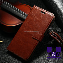 smarter cellphone Flip Case Cover / mobile phone wallet stand PU leather flip cover case for HTC desire eye